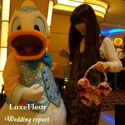 花嫁様からのお便り ディズニーアンバサダーホテル