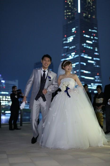 花嫁様からのお便り アニヴェルセルみなとみらい横浜