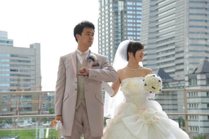 花嫁様さらのお便り アニヴェルセルみなとみらい横浜